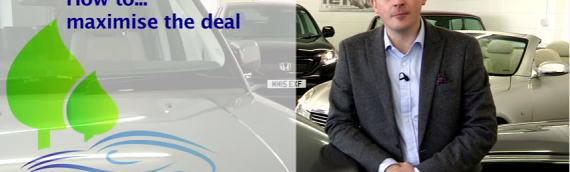 How to get the best deal when buying a used car.