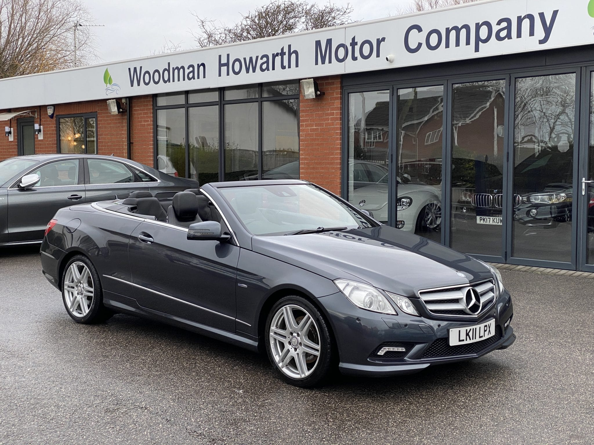 2011 11 MERCEDES BENZ E350 CDI BLUE EFF CONVERTIBLE AUTOMATIC 231 BHP FSH Low Miles Excellent Condition & Value