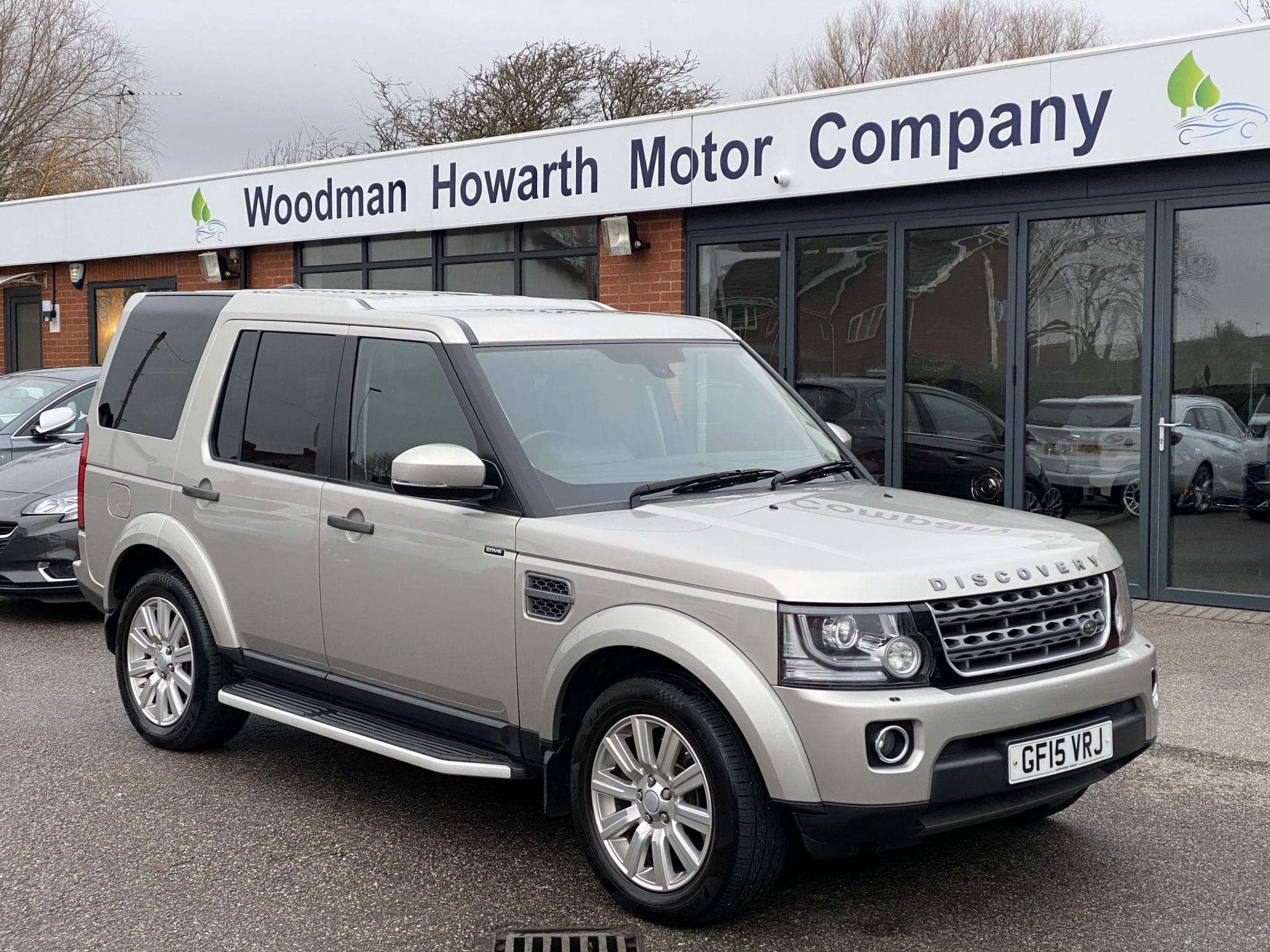 2015 15 LAND ROVER DISCOVERY 4 3.0SD V6 SE AUTO 255 BHP 7 SEATER 1 Prev Owner Only 34K Mls FLRSH Leather Electric Seats