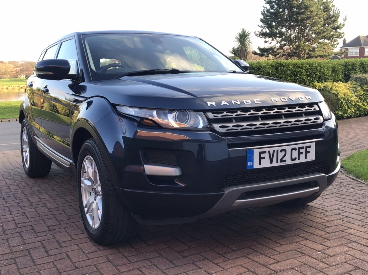 2012 12 LAND ROVER RANGE ROVER EVOQUE 2.2 SD4 190BHP PURE 5 DOOR MANUAL