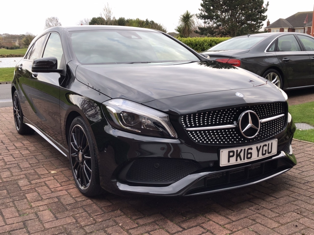 2016 16 MERCEDES BENZ A200D 135BHP AMG LINE 7G-TRONIC AUTO PREMIUM AND NIGHT PACKS