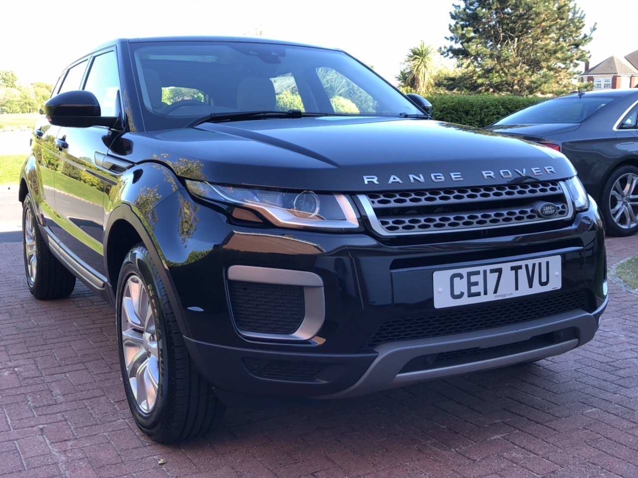 2017 17 LAND ROVER RANGE ROVER EVOQUE 2.0 ED4 150BHP SE 5 DOOR MANUAL