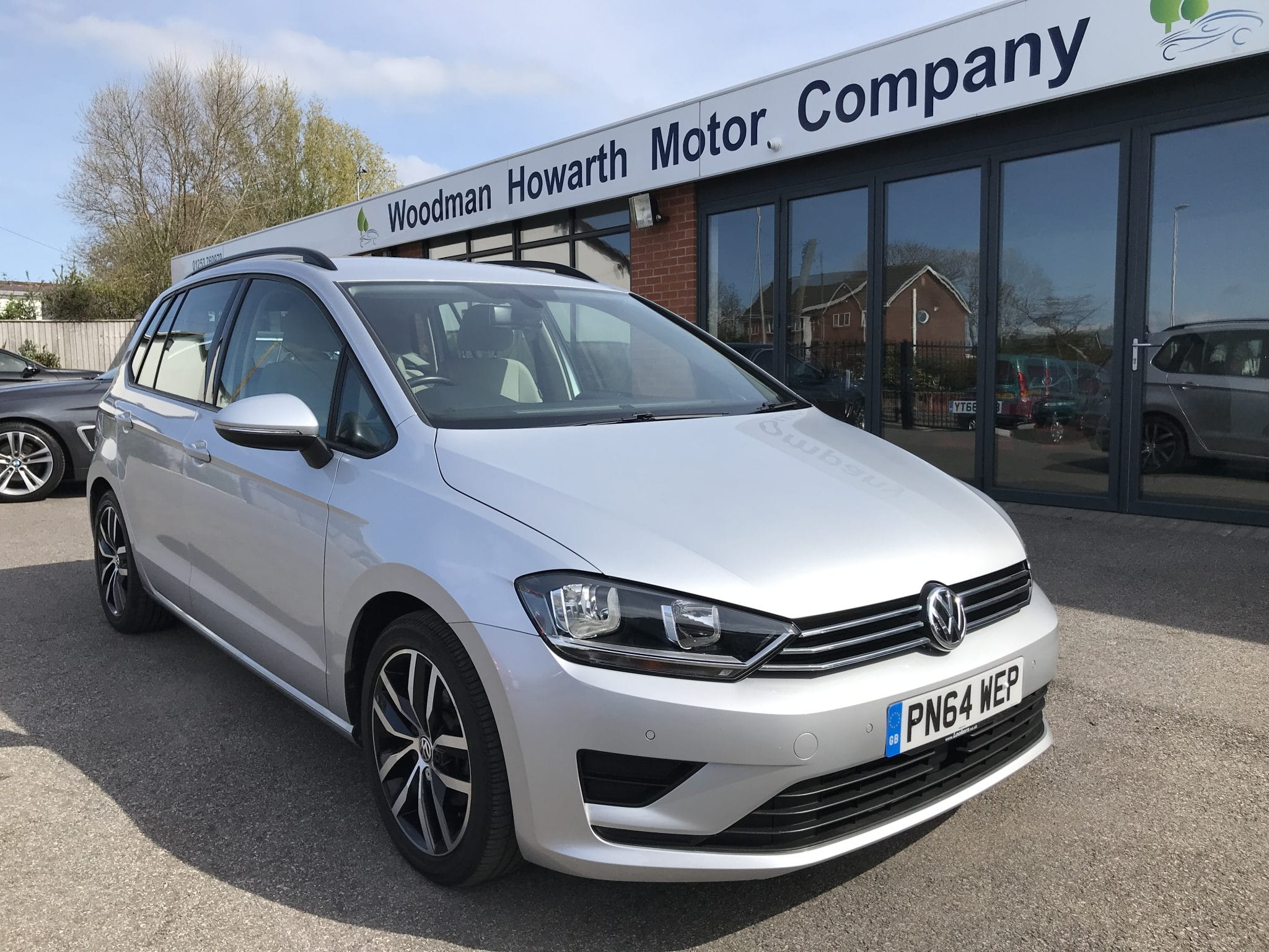 2014 64 VOLKSWAGEN GOLF SV 1.6 TDI SE TECH DSG AUTO 110BHP 1 Previous Owner FSH ONLY 28K Mls