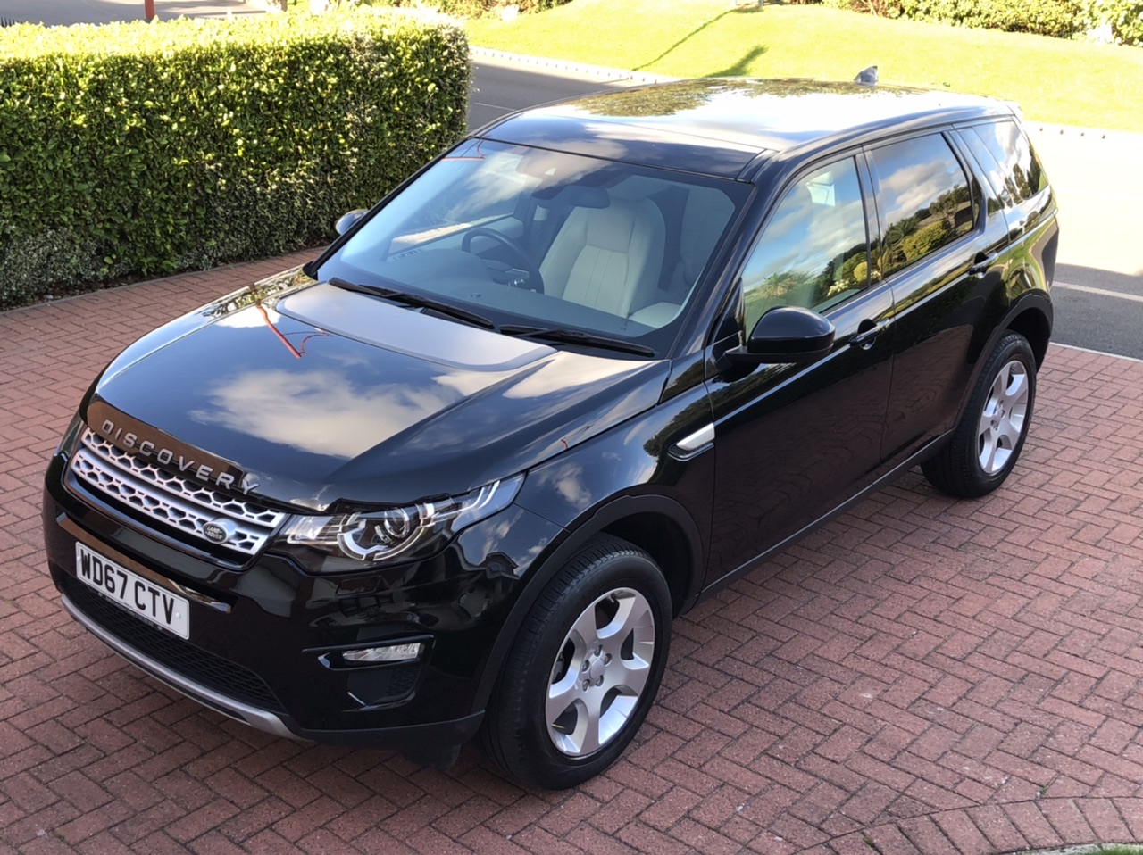 2018 LAND ROVER DISCOVERY SPORT 2.0 ED4 HSE MANUAL