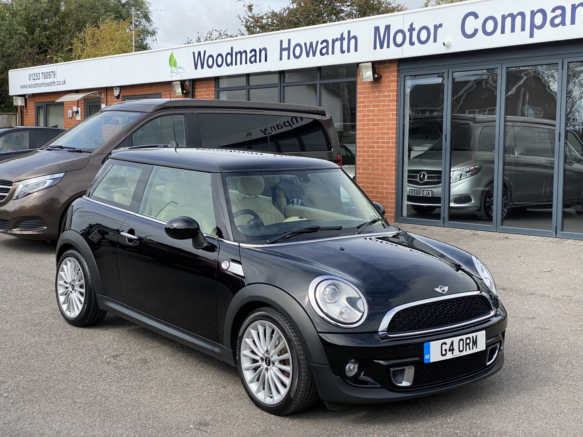 2012 62 MINI COOPER S AUTOMATIC INSPIRED BY GOODWOOD FSH Very Rare Car