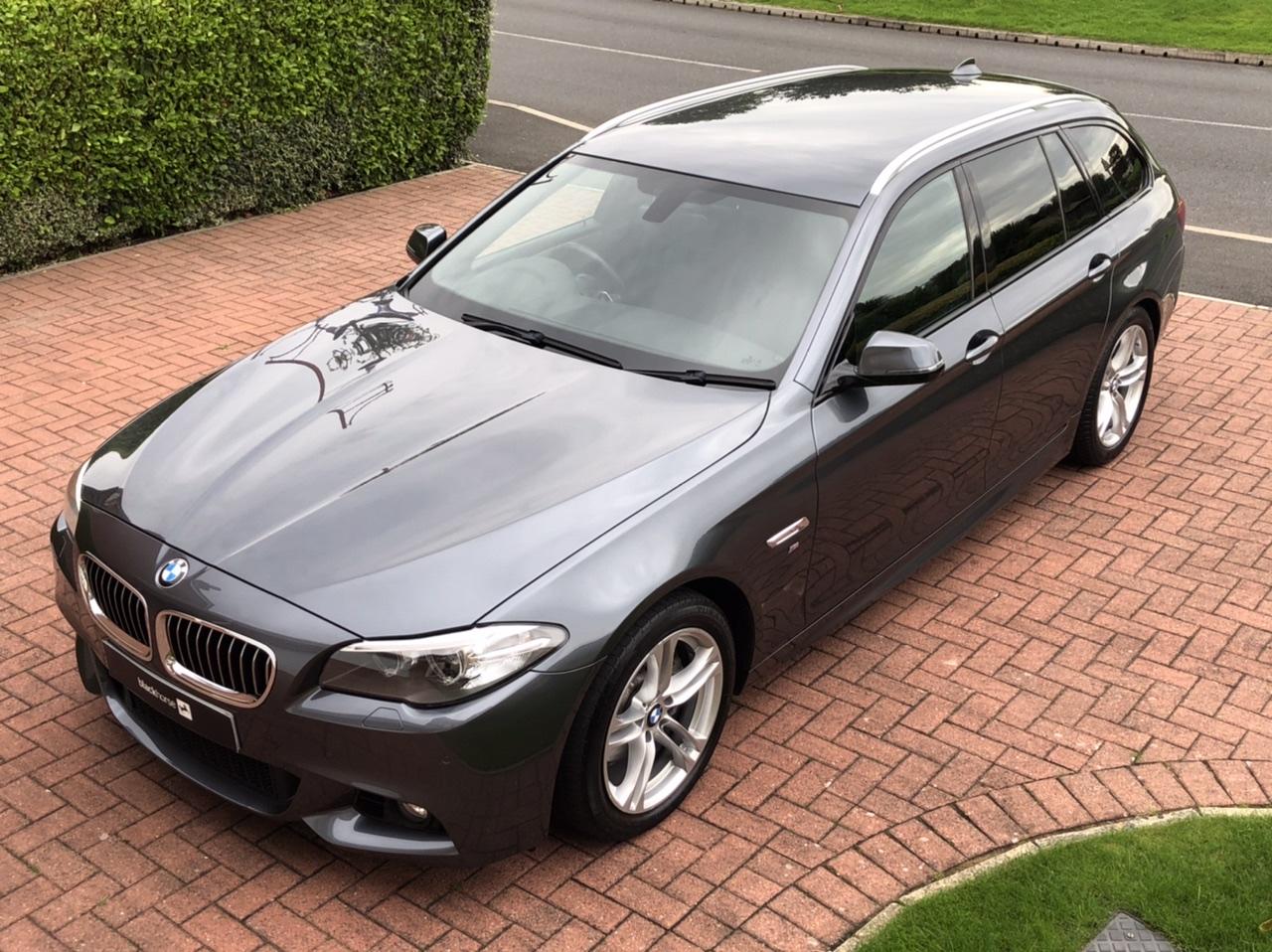 2017 BMW 520D M SPORT AUTO TOURING ESTATE