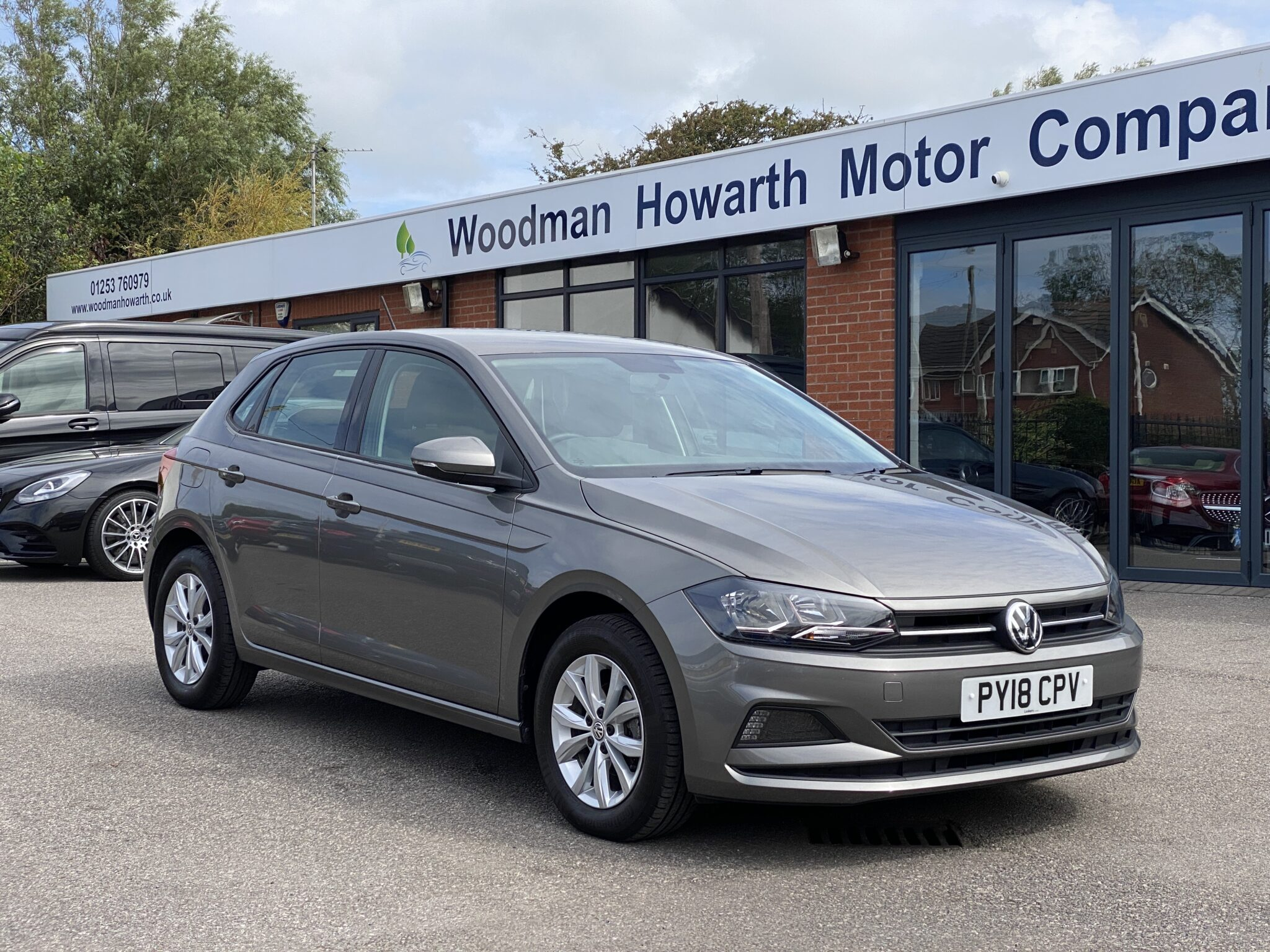 2018 18 VOLKSWAGEN POLO 1.0 SE 65 BHP 1 Owner FSH Perfect 1st Car Low Insurance