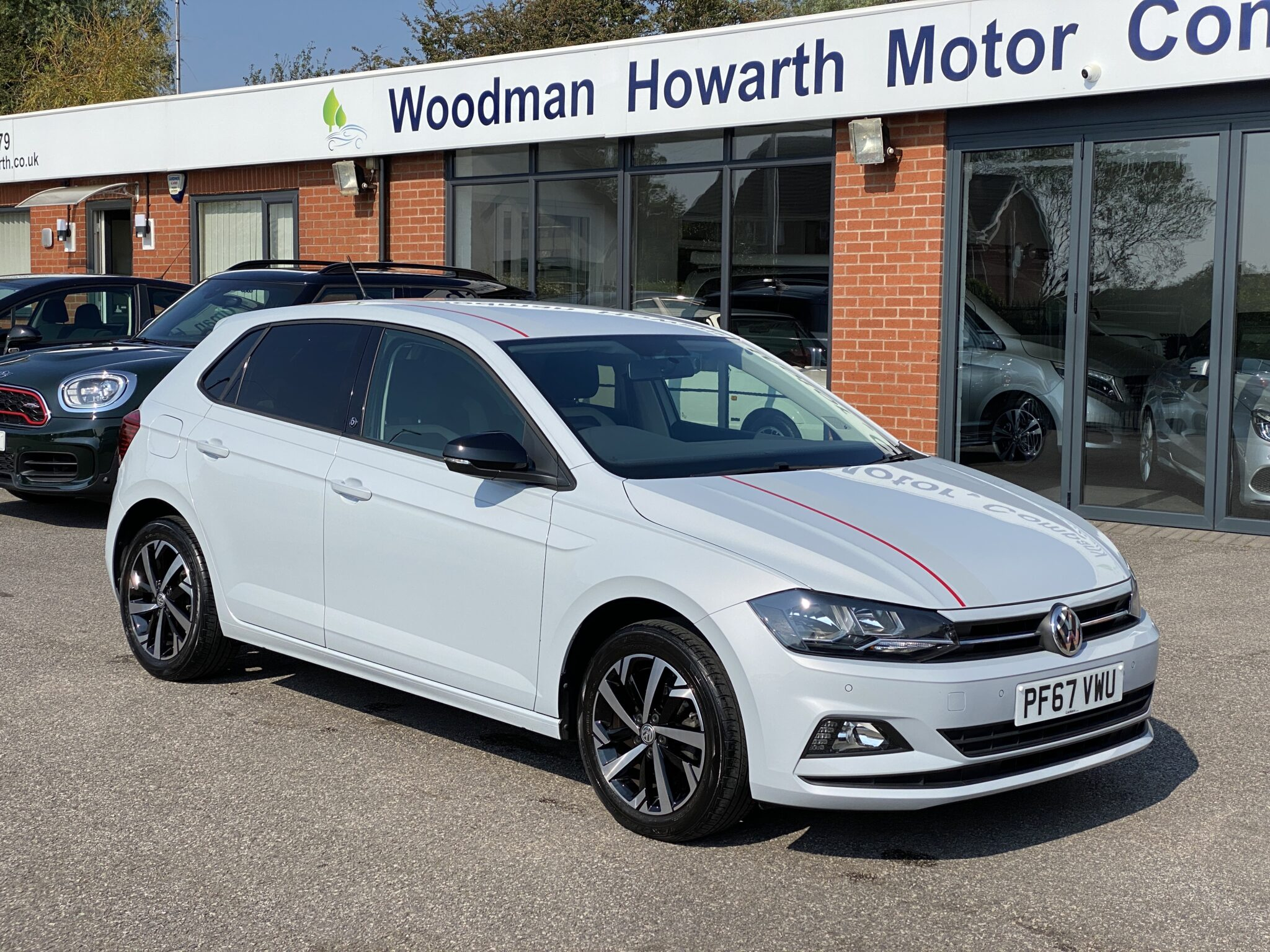 2018 67 VOLKSWAGEN POLO 1.0 BEATS 65 BHP ONLY 17K Mls Ideal First Car Low Insurance