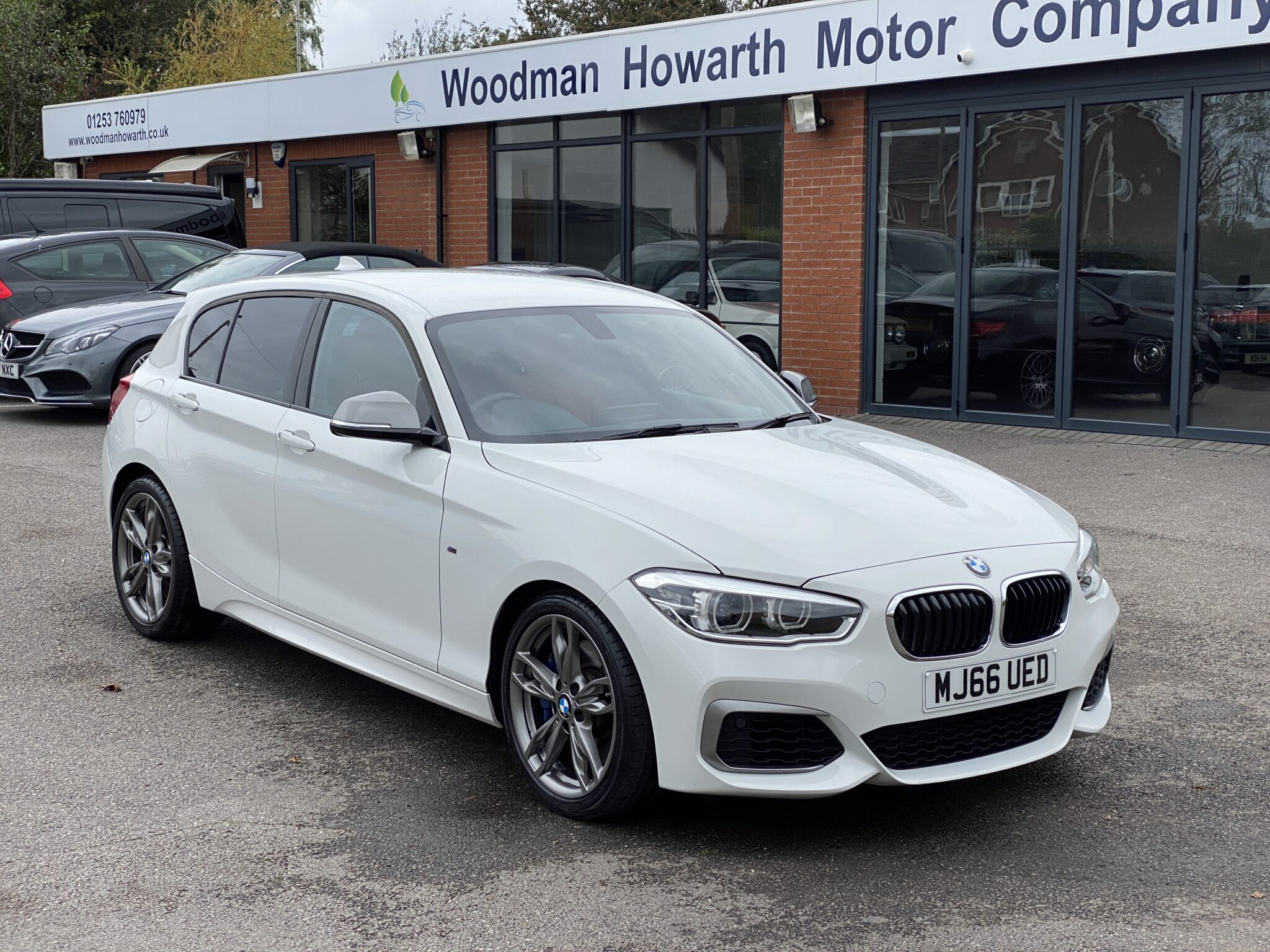 2016 66 BMW M140i 5 DR 6 SPEED MANUAL 1 Owner FSH Low Miles High Spec