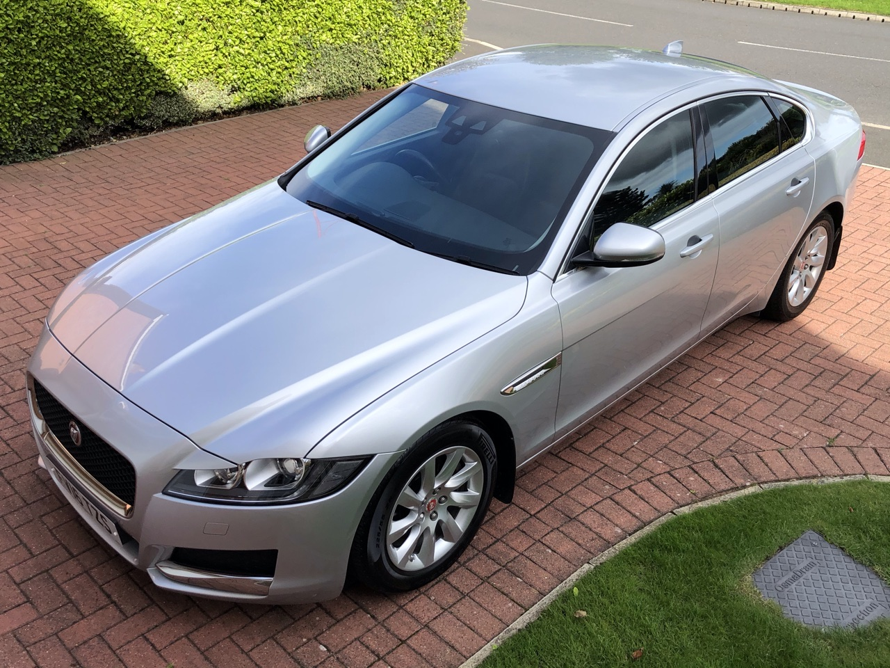 2016 16 JAGUAR XF 2.0D PRESTIGE AUTO SALOON (NEW MODEL)