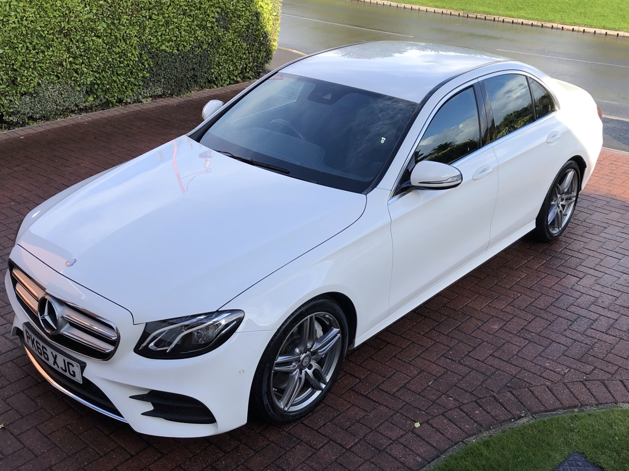 2016 66 MERCEDES BENZ E350 CDI AMG LINE 9G-TRONIC AUTO SALOON