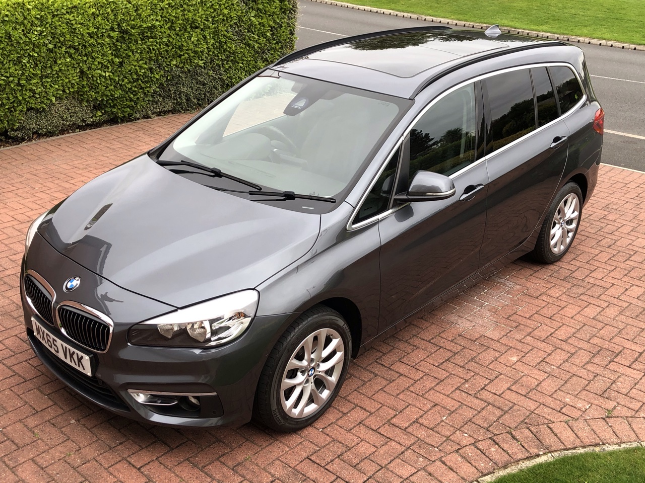 2015 65 BMW 218i GRAN TOURER LUXURY 5 DOOR MANUAL 7 SEATER