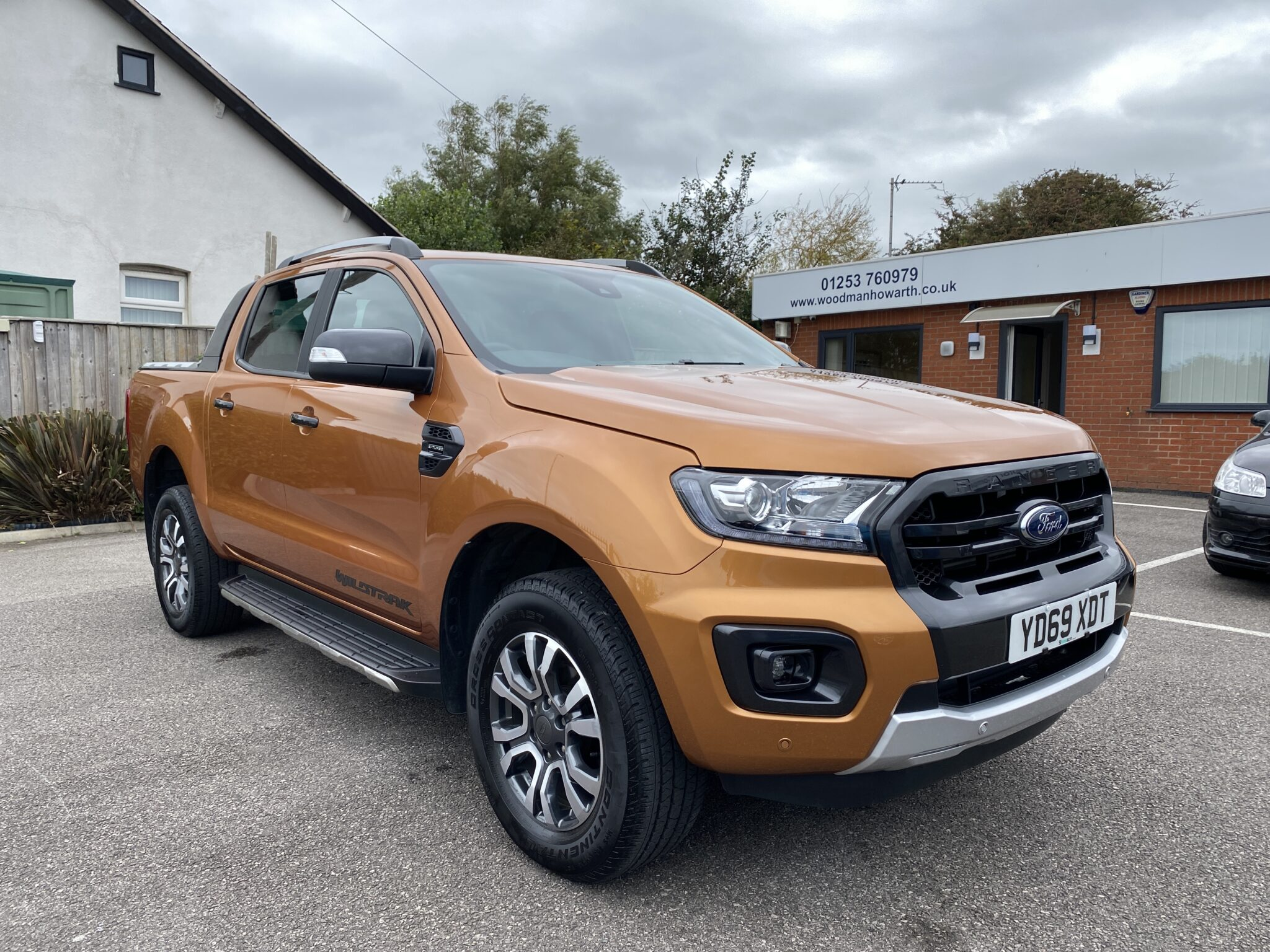 2019 69 FORD RANGER 2.0 ECO WILDTRAK AUTO PICKUP 1 Owner Pristine Example Only 7K Miles
