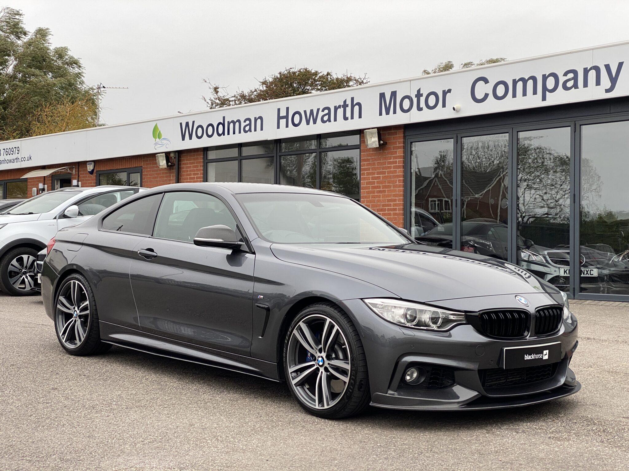 2016 16 BMW 435D M SPORT XDRIVE COUPE AUTO 19