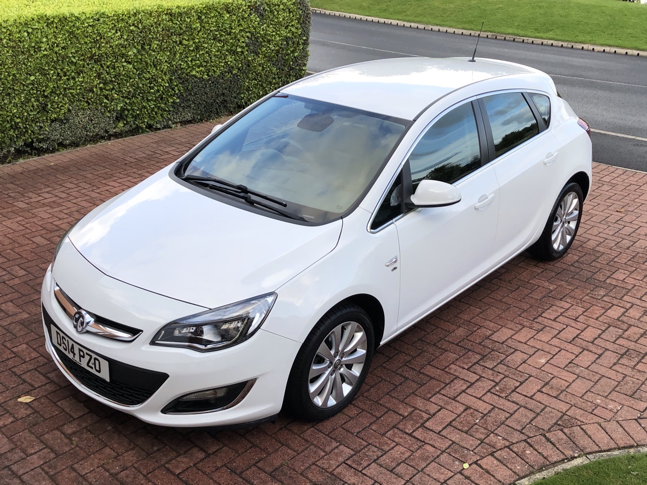 2014 14 VAUXHALL ASTRA 1.6i 16V ELITE 5 DOOR MANUAL