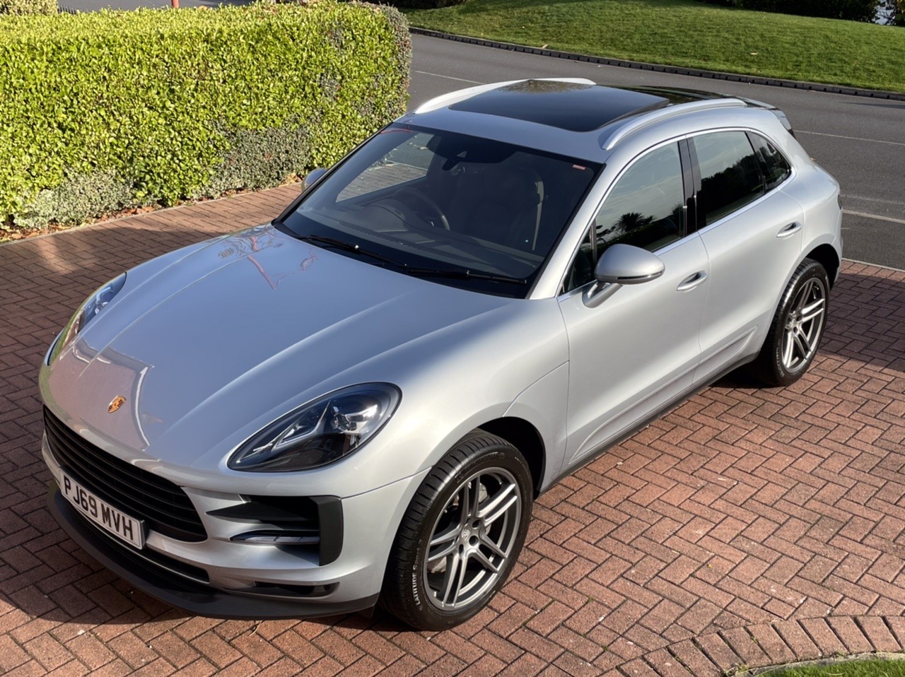 2019 69 PORSCHE MACAN S 354BHP PDK 4WD AUTO (NEW SHAPE) £12K EXTRAS