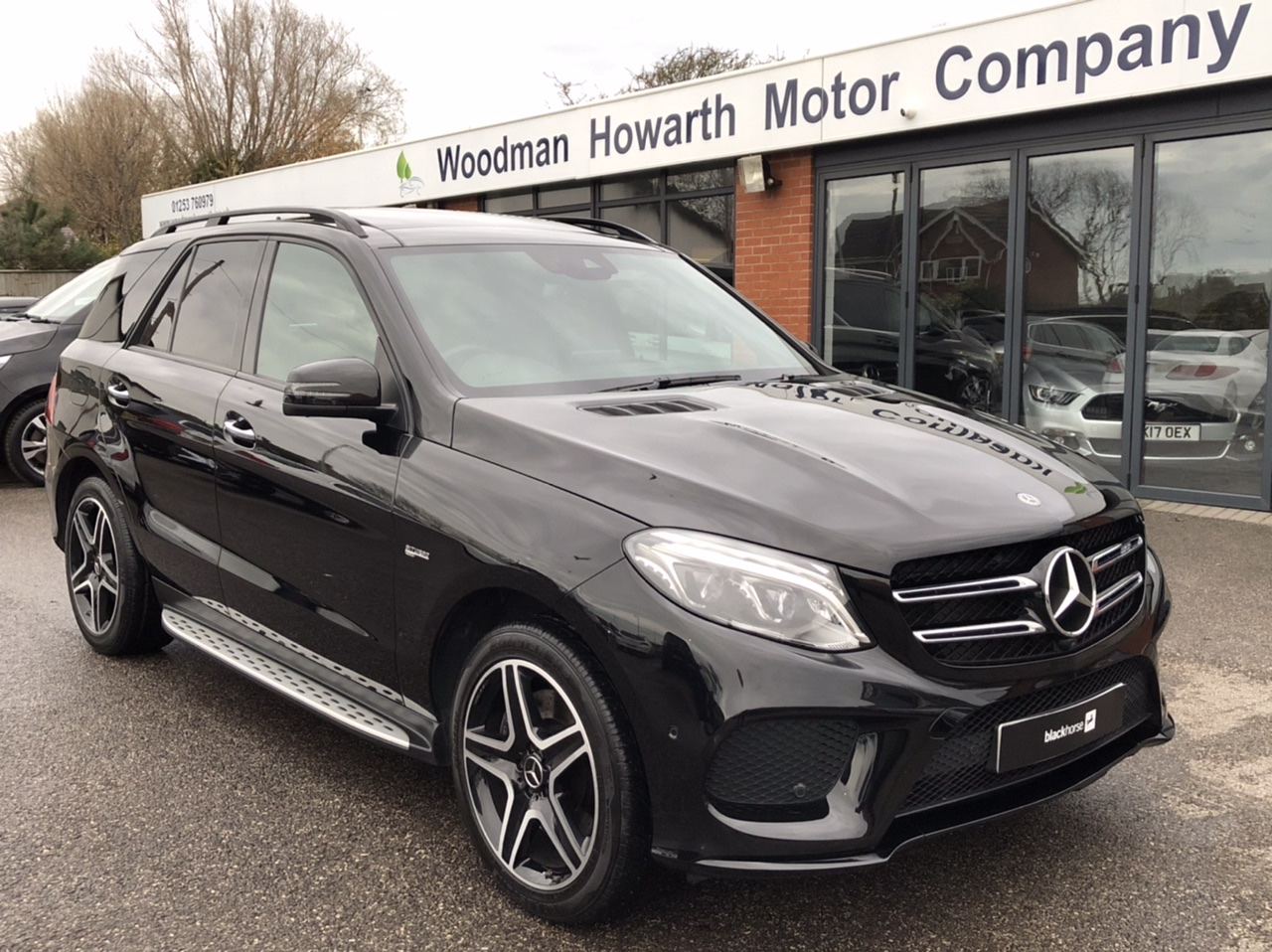 2018 68 MERCEDES BENZ GLE 43 AMG LINE NIGHT EDITION 4MOTION AUTO
