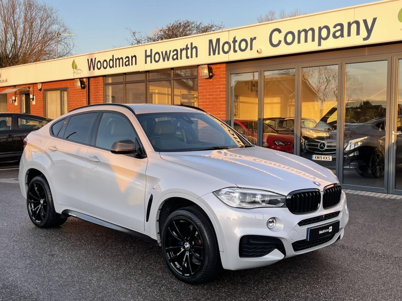 2016 BMW X6 XDRIVE30D M SPORT AUTO COUPE