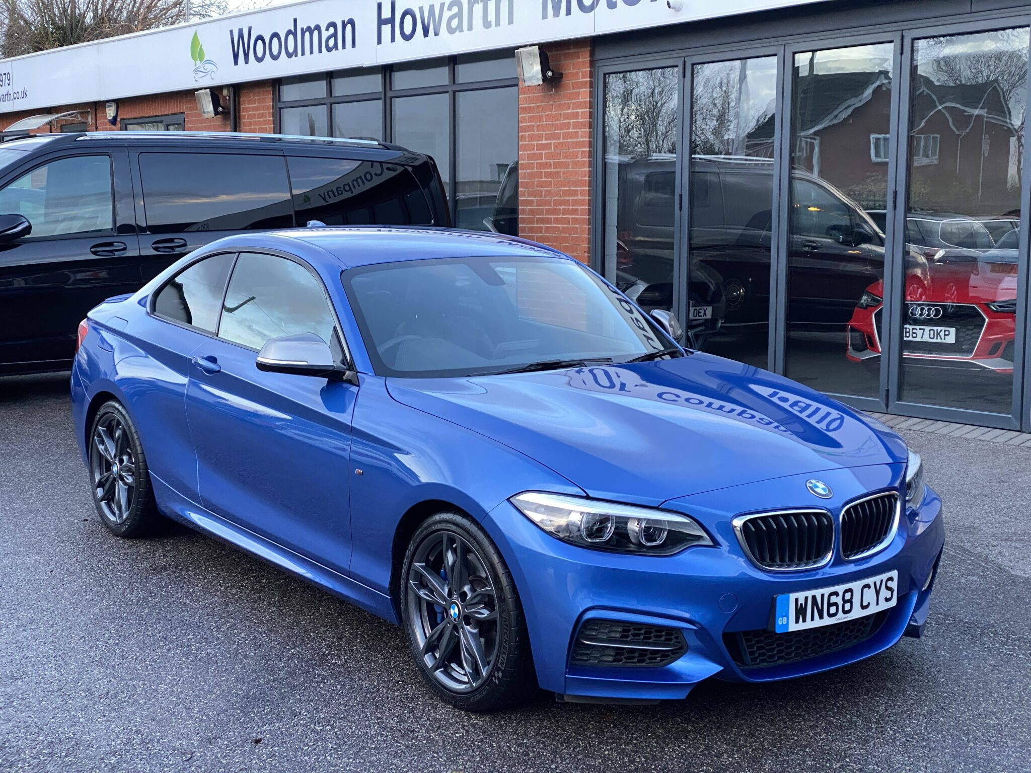 2018 68 BMW M240i AUTO COUPE 1 Owner Only 9K Mls Leather Navigation