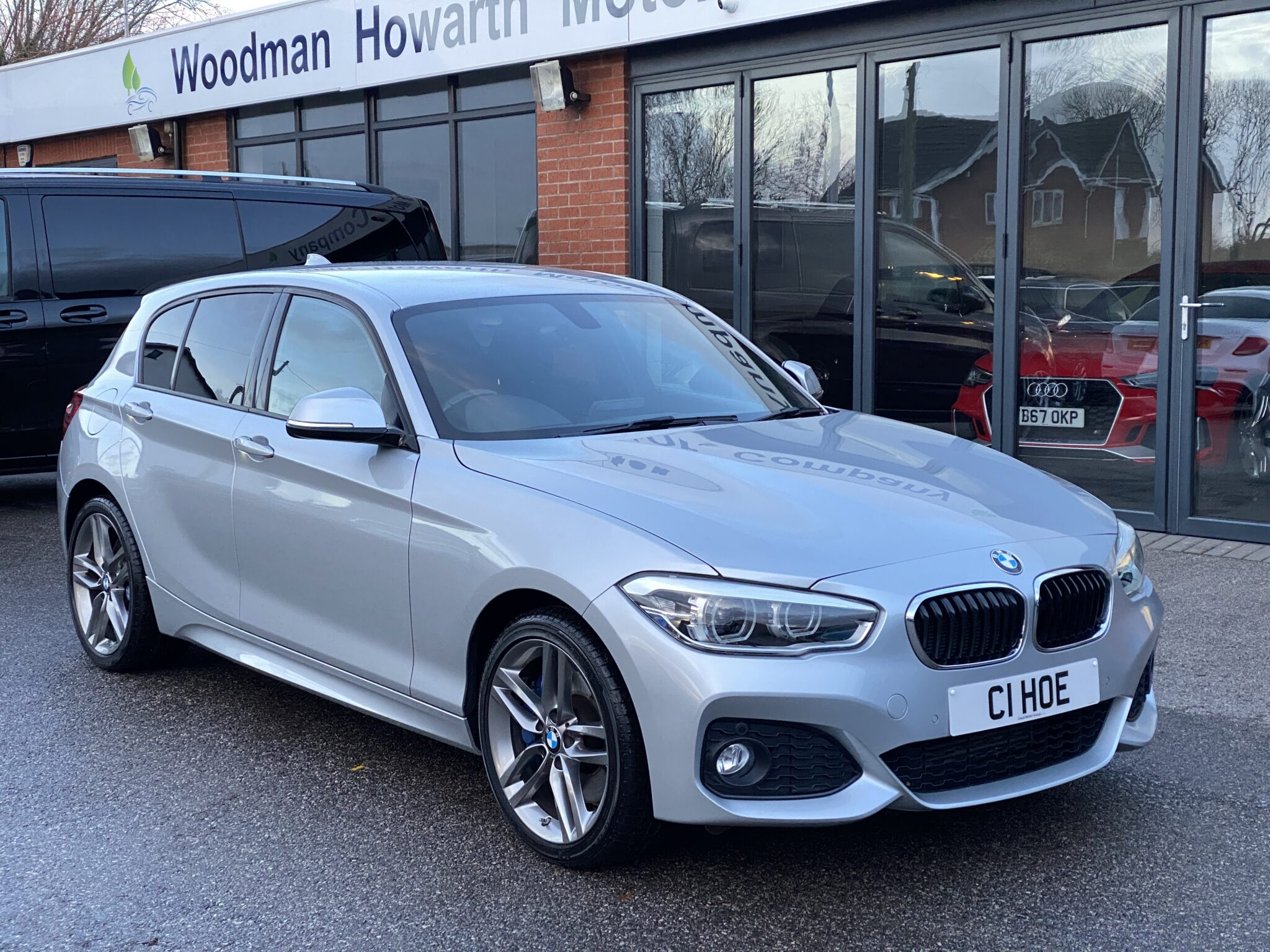 2015 15 BMW 120D M SPORT XDRIVE AUTO Only 31K Mls Leather FSH M Sports Plus Pack