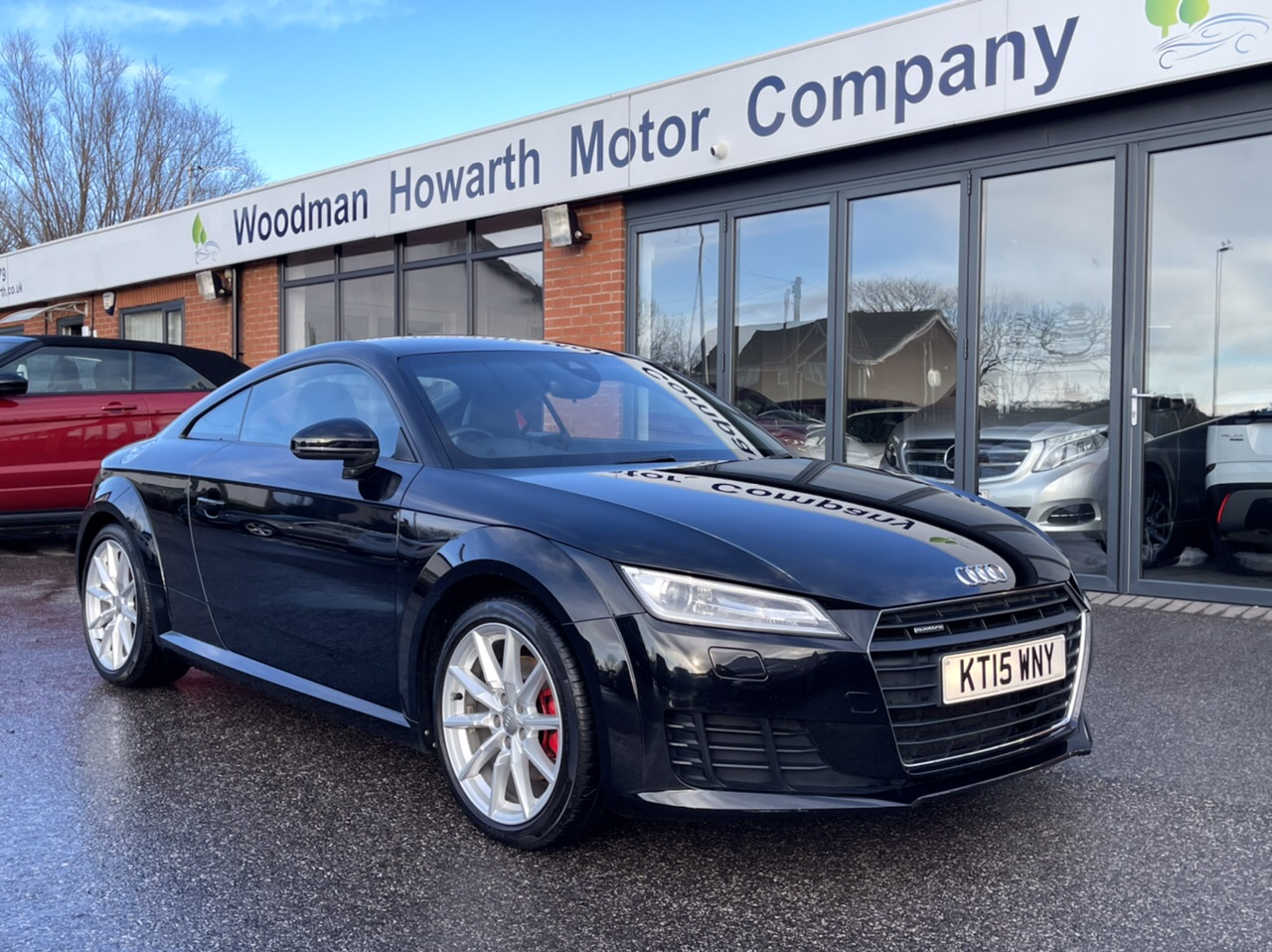 2015 65 AUDI TT 2.0TFSI 230BHP QUATTRO SPORT S-TRONIC AUTO COUPE TECHNOLOGY AND COMFORT AND SOUND PACKS