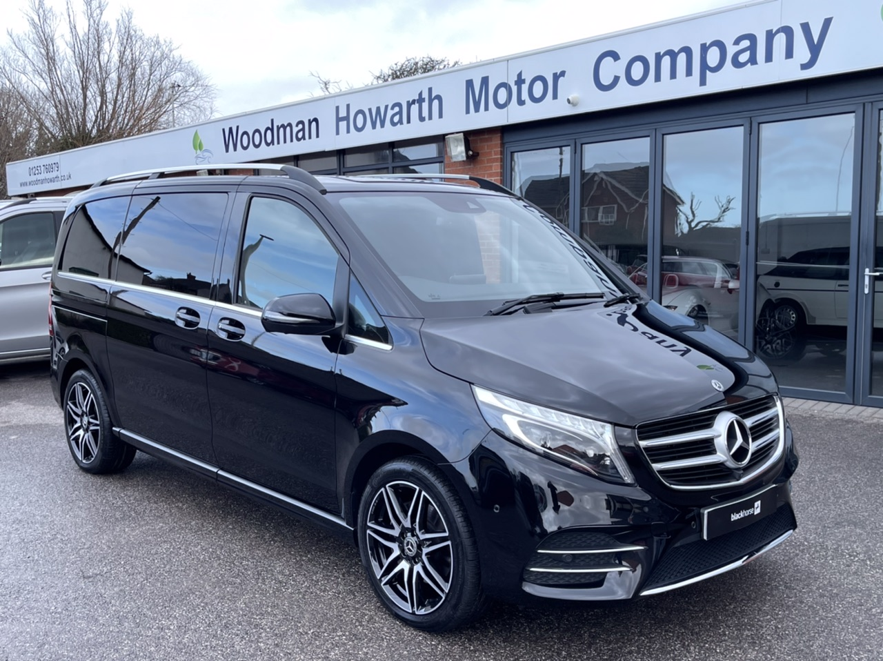 2018 MERCEDES BENZ V250 D 190BHP AMG LINE AUTO SWB 7 SEAT PACKAGE VAT Q- Rare SWB AMG With 7 Seat/Table Package-Only 4000 miles-360 Cameras++
