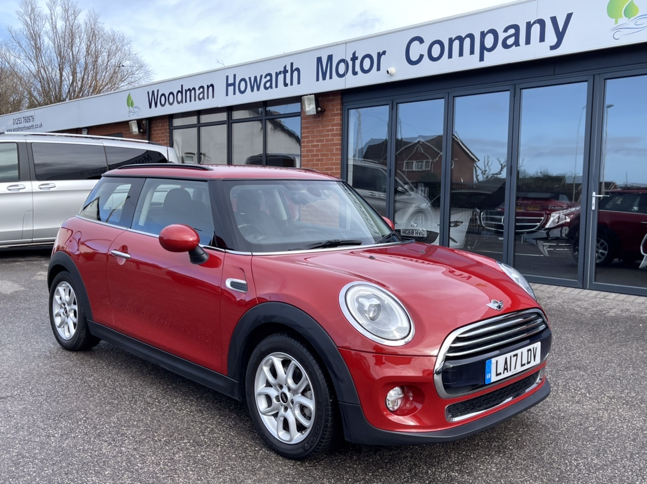 2017 17 MINI COOPER 1.5 D 3 DOOR CHILI PACK DIESEL MANUAL Many Extras Only 16k Miles