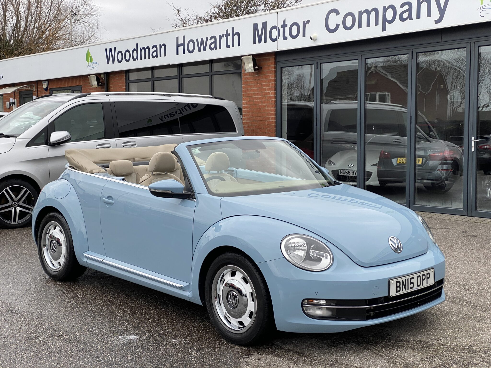 2015 15 VOLKSWAGEN BEETLE 2.0 TDI 150 DESIGN CONVERTIBLE MANUAL Only 12k Mls Stunning Example rare Car