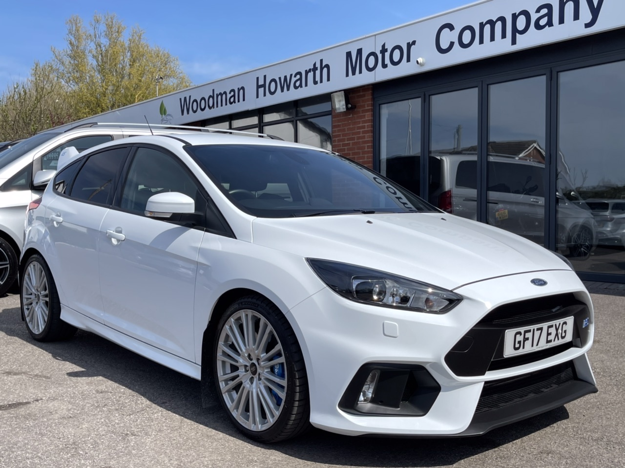 2017 17 FORD FOCUS RS 2.3 ECOBOOST 5 DOOR MANUAL