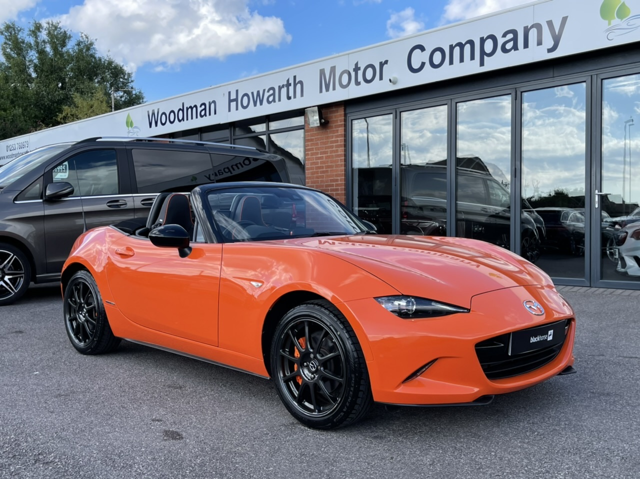 2019 69 MAZDA MX-5 2.0 30TH ANNIVERSARY CONVERTIBLE MANUAL - 1 Owner - Only 1800 miles - Rare LTD edition model