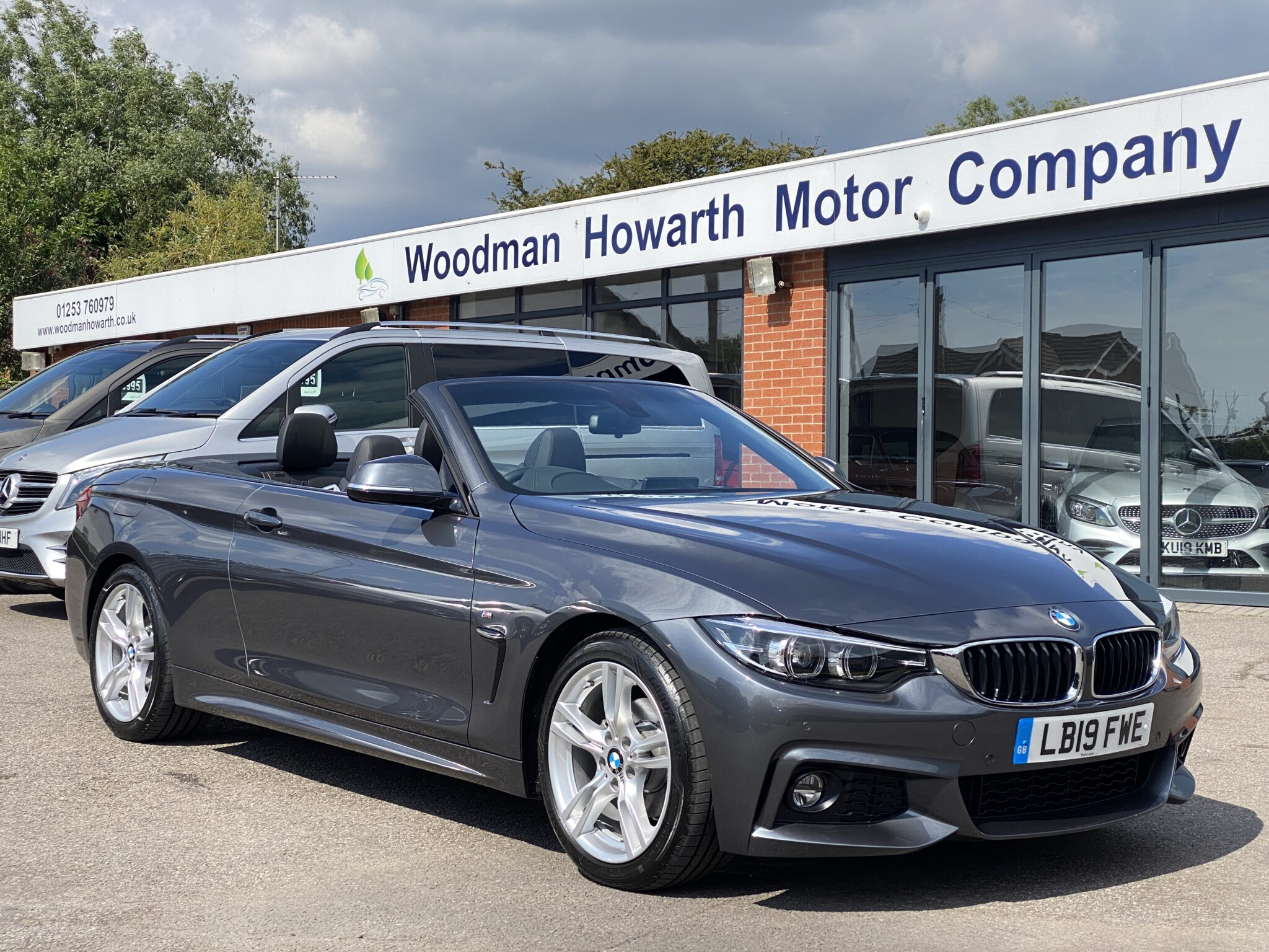 2019 19 BMW 420i AUTO CONVERTIBLE 1 Prev Owner FSH ONLY 2K Miles Pristine