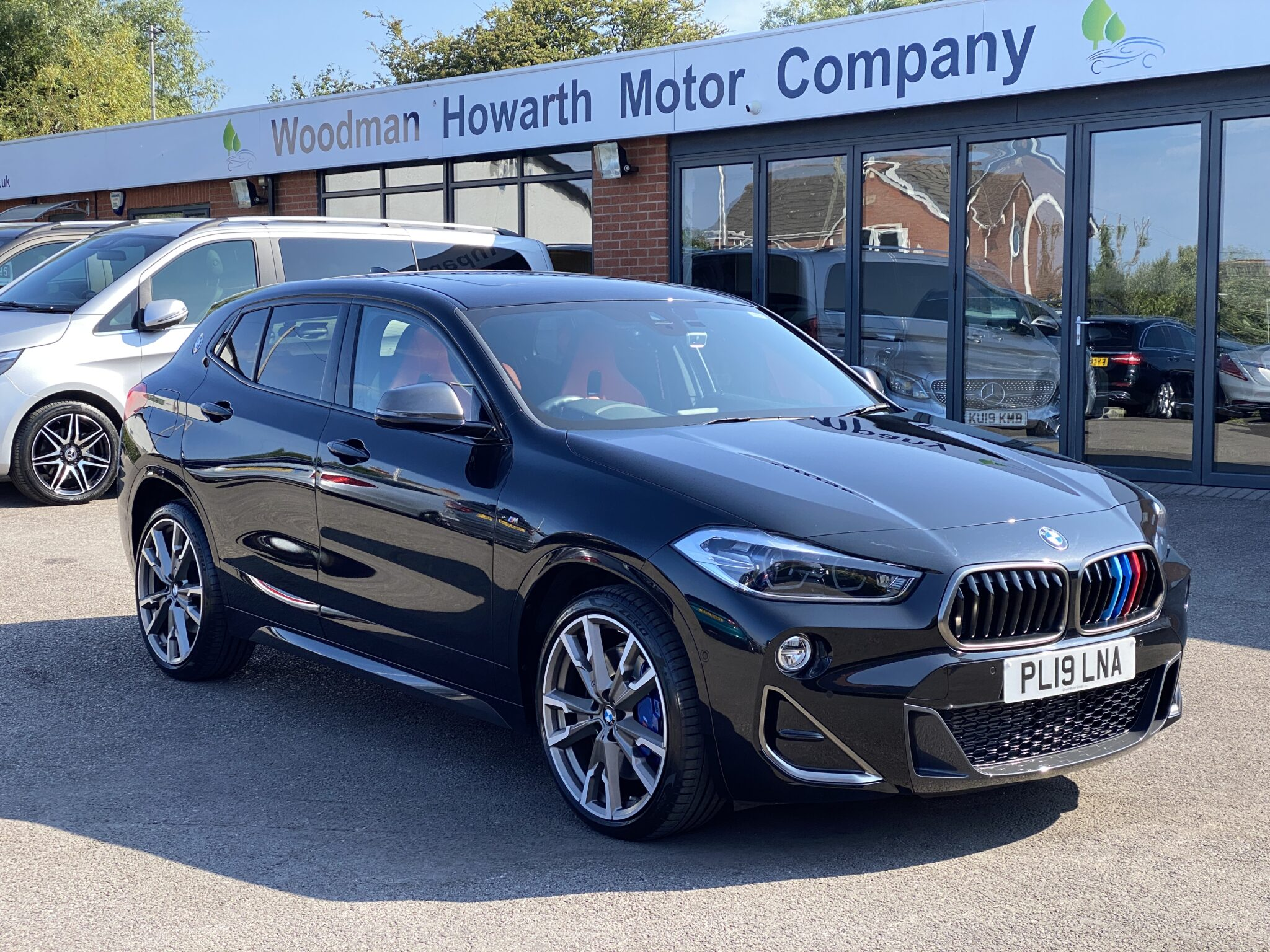 2019 19 BMW X2 M35i AUTO XDRIVE Panoramic Sunroof Reverse Cam FSH Stunning Car