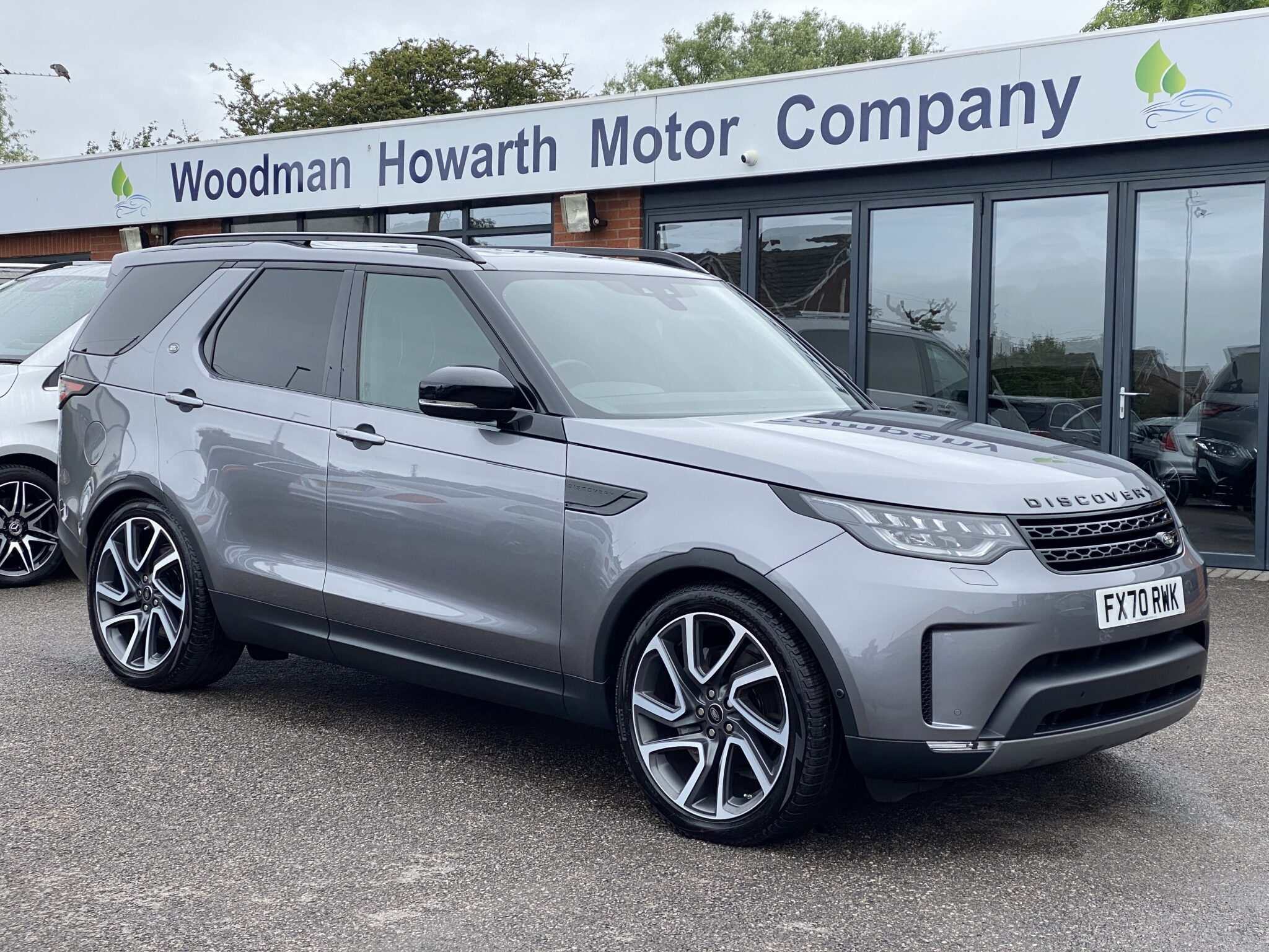 2020 70 LANDROVER DISCOVERY 3.0SD V6 HSE AUTO COMMERCIAL 22