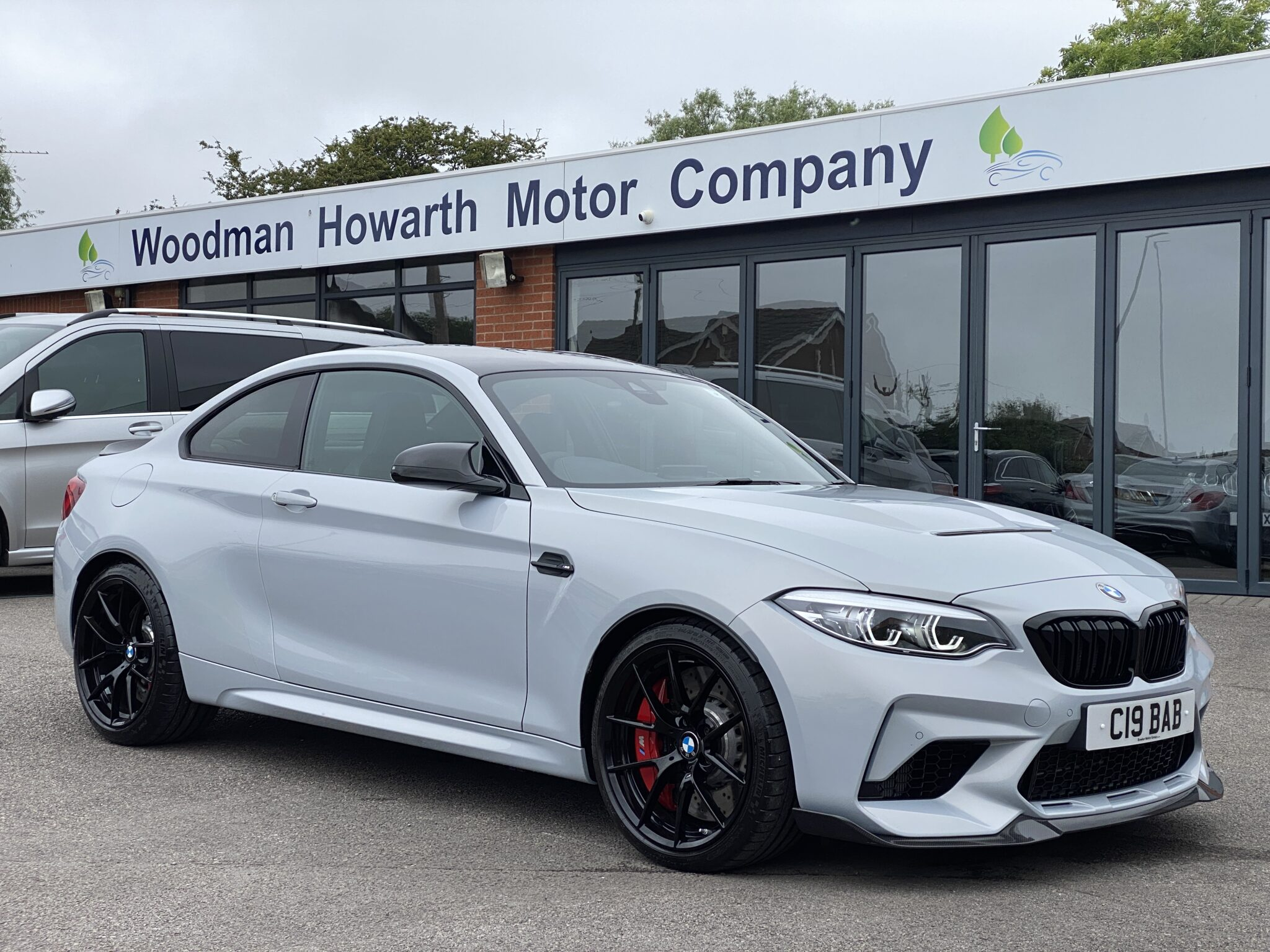 2021 70 BMW M2 CS COUPE DCT 1 Owner Only 2K Miles Very Rare Car
