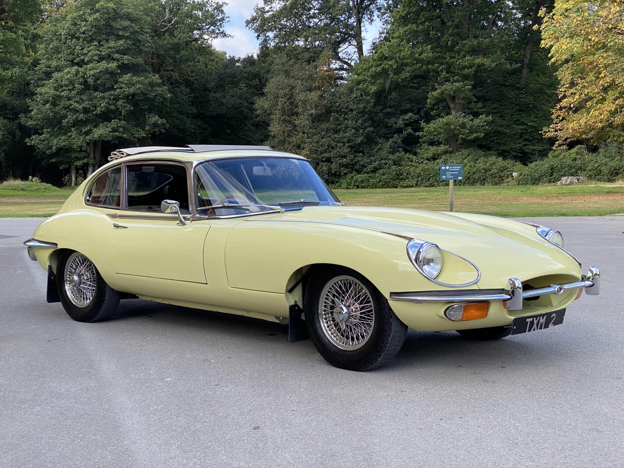 1969 G JAGUAR E TYPE 2+2 4.2L AUTOMATIC Full Nut & Bolt Restoration Pristine